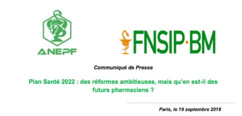 CDP commun «Plan Santé 2022»
